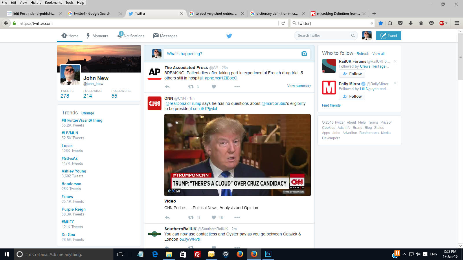 Screengrab - Twitter