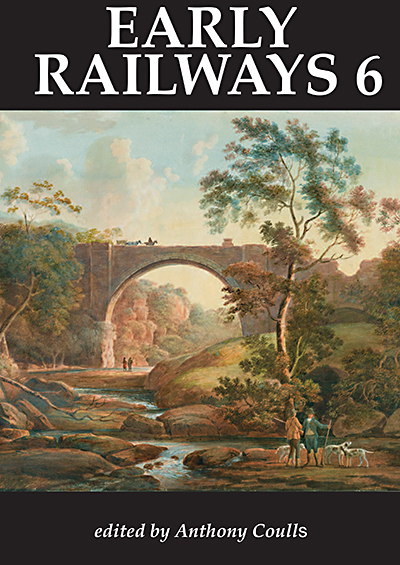 Cover of Early Railways 6